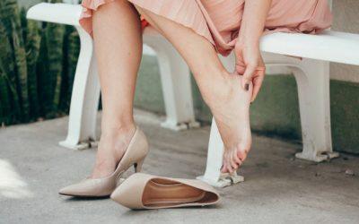 Jakich typów butów unikać w trosce o zdrowie stóp?